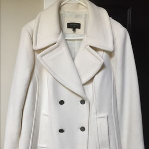 Talbots Wool Coat